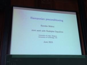 Bonn workshop talk, Bonn, Germany, 2015.