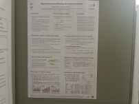 Poster presentation with Hiroyuki Kasai at low-rank and tensor workshop, Bonn, Germany.
