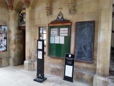 Sidney Sussex College, Cambridge, UK.