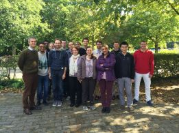 One day RANSO workshop, UCLouvain, Belgium, September 2015.