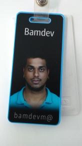My Amazon badge
