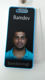 My Amazon badge
